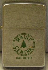 Central Maine Motors >> Railroad Zippos