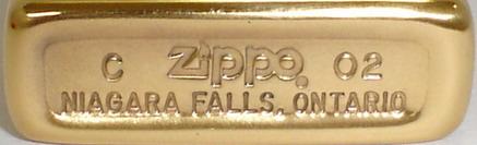 dating zippo inserts